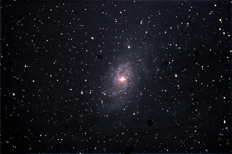 Messier 33 (Triangulum Galaxy)