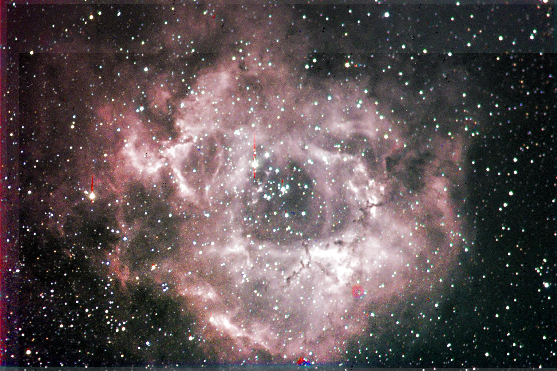 NGC 2237 - Skylive network telescope #1
